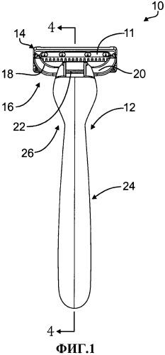Механизмы фиксации рукояток и картриджей бритвенных приборов