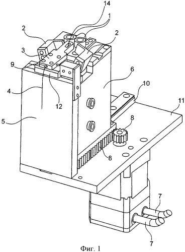 Устройство для изготовления армированного пенного материала