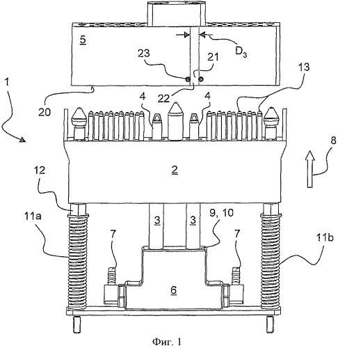 Штепсельный элемент для соединения питающих линий для автомобильных деталей