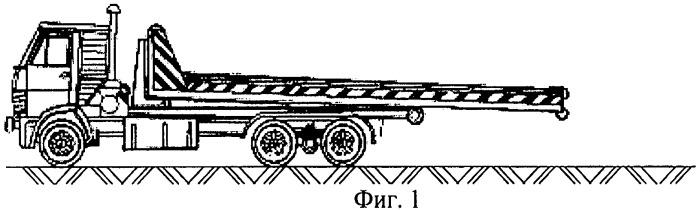 Способ погрузки, транспортирования и выгрузки рельсоколесной техники