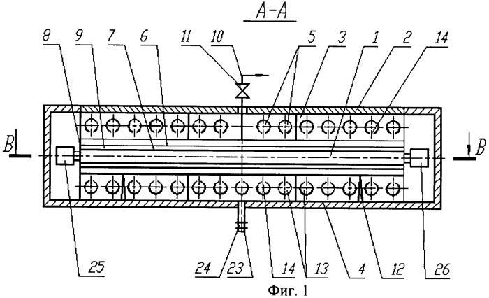 """Способ термообработки лифтовых труб типа """"труба в трубе"""""""