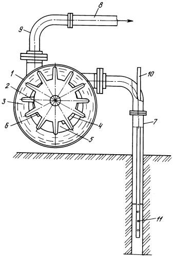 Водозаборный трубчатый колодец