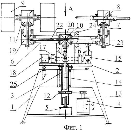 Ветродвигатель - скользящий парус