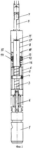 Погружной плунжерный насосный агрегат