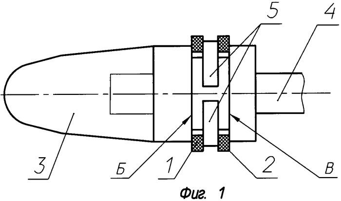 Способ установки уплотнительных элементов между корпусом и валом