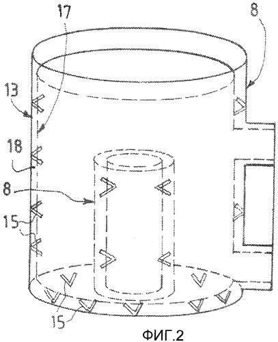 Способ противоэрозионного футерования стенки, противоэрозионная футеровка и ее применение