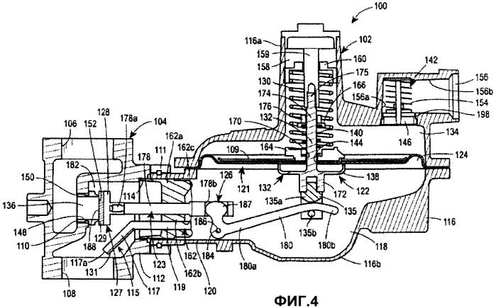 Измерительная трубка для газового регулятора, имеющая функцию усреднения давления