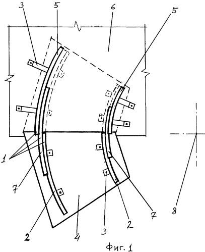 Механизм навески боковой двери транспортного средства и кузов транспортного средства