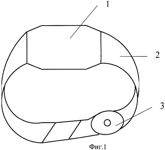 Устройство для измерения артериального давления
