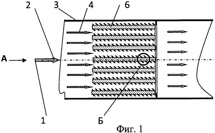 Способ коалесценции капель жидкости в потоке газа