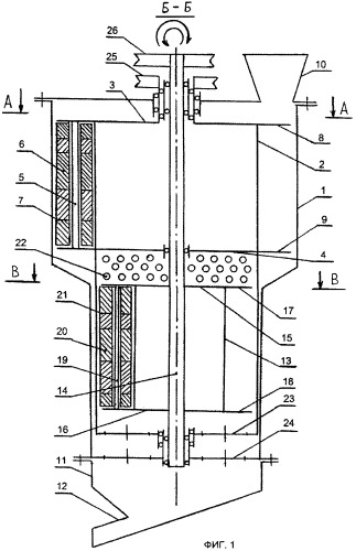 Центробежная мельница