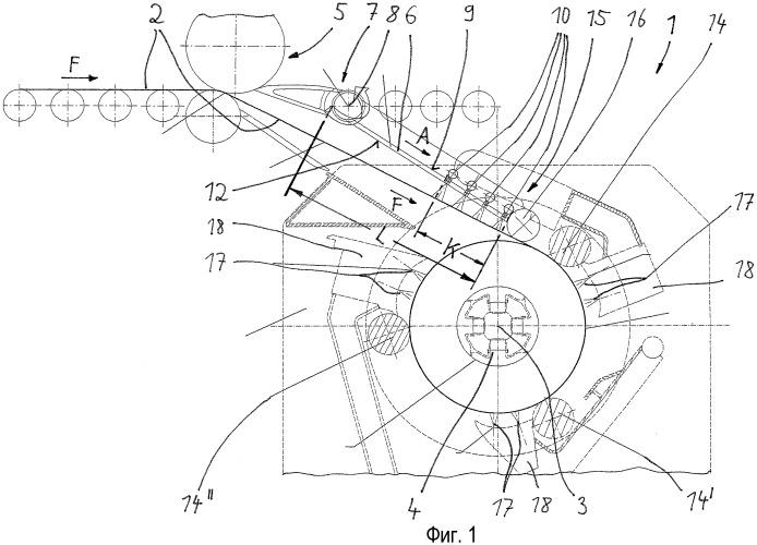 Мотальное устройство и способ эксплуатации мотального устройства