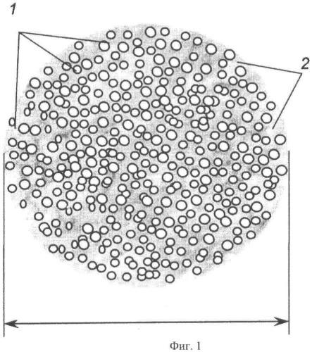 Наноструктура ревитализанта и способ получения устойчивой формы наноструктуры ревитализанта