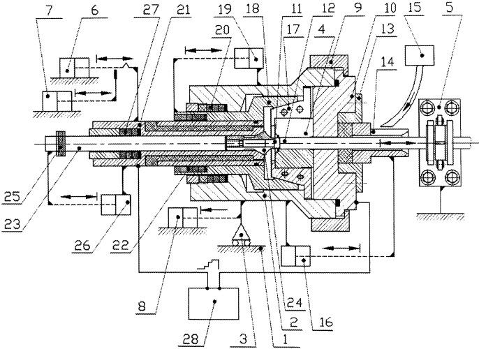 Устройство для герметизации оболочек тепловыделяющих элементов контактно-стыковой сваркой с помощью заглушек