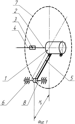 Монтажная схема установки привода (варианты)