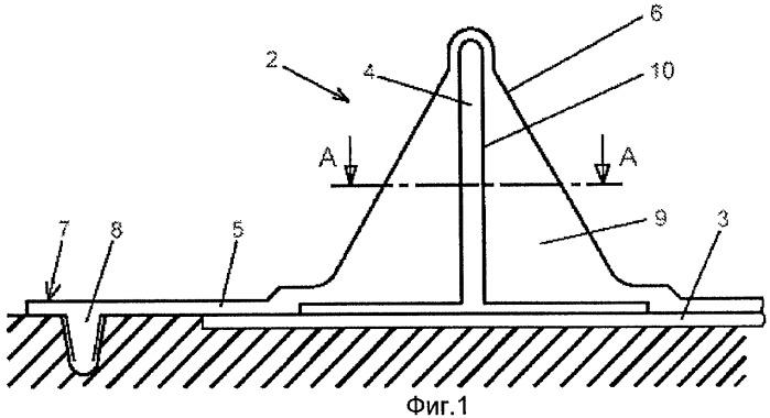 Способ усиления компонента из волокнистого композита и вакуум-мат и устройство для производства усиленного компонента из волокнистого композита