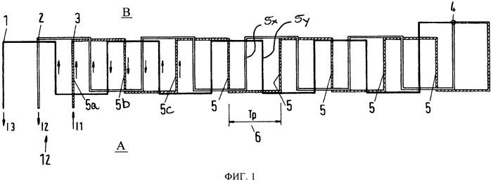 Система и способ для передачи электрической энергии на транспортное средство