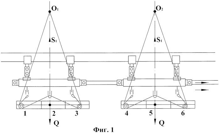 Монтажно-демонтажный способ строповки и транспортировки лавного конвейера в горной выработке