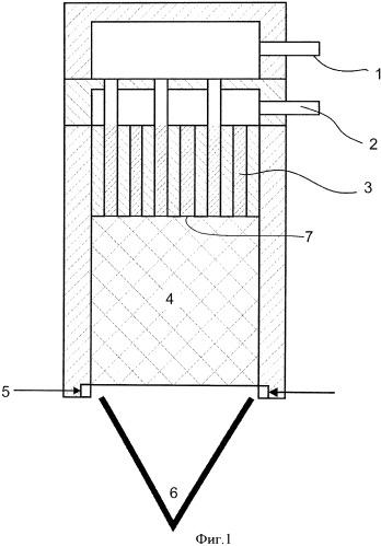 Способ и устройство для частичного термического окисления углеводородов