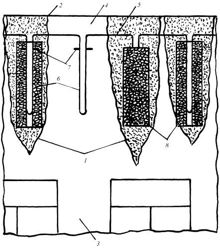 Устройство для удаления сосулек с крыши здания