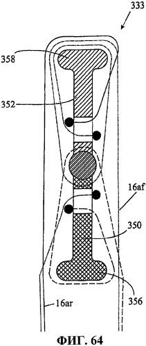 Способ избирательного наклона для жалюзи - двойной шаг при наматывании по изменяемому радиусу