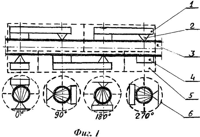 Устройство для магнитной обработки углеводородного топлива на основе постоянных магнитов