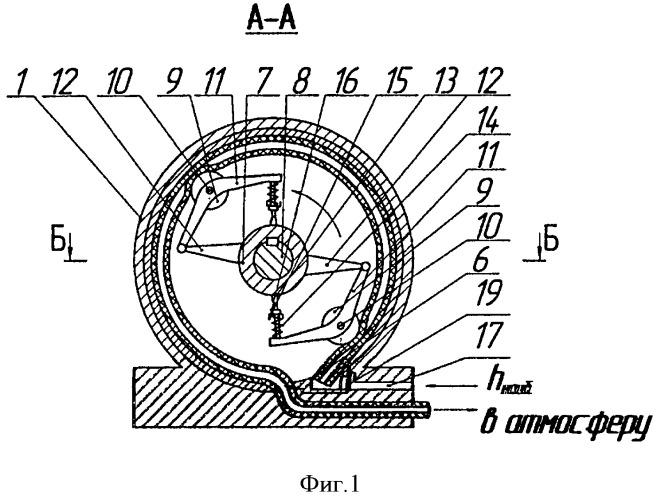 Ротационный вакуумный насос шлангового типа