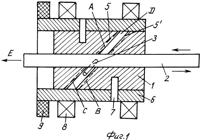 Способ преобразования возвратно-поступательного движения штока во вращательное движение вала, преобразователь для его осуществления (варианты) и двигатель, использующий такой преобразователь