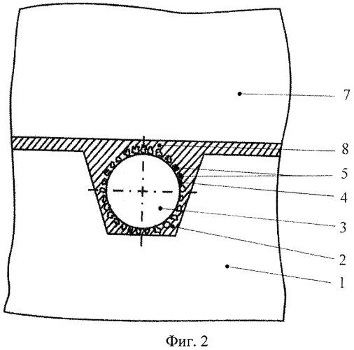 Система монтажа полупроводникового кристалла к основанию корпуса