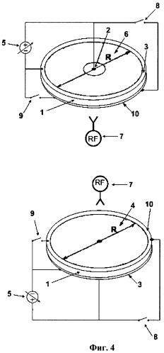 Непрерывно электрически управляемая линзовая антенна