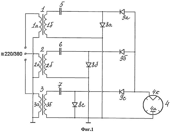 Микроволновый генератор
