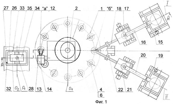 Линия штамповки изделий из цилиндрических реозаготовок