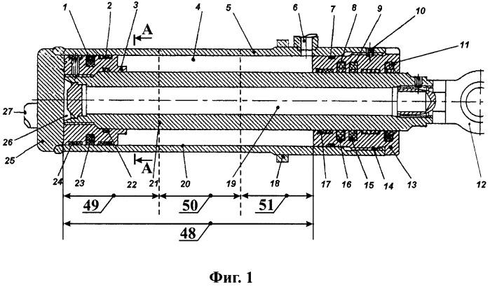 Способ обработки внутренней поверхности гильзы гидроцилиндра