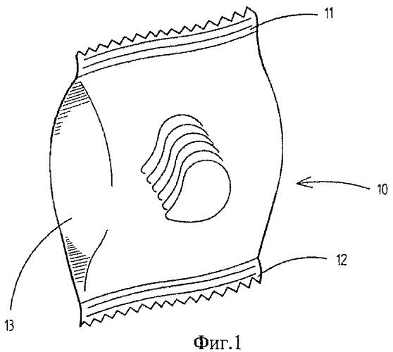 Способ и устройство для загрузки пакетов в картонные коробки