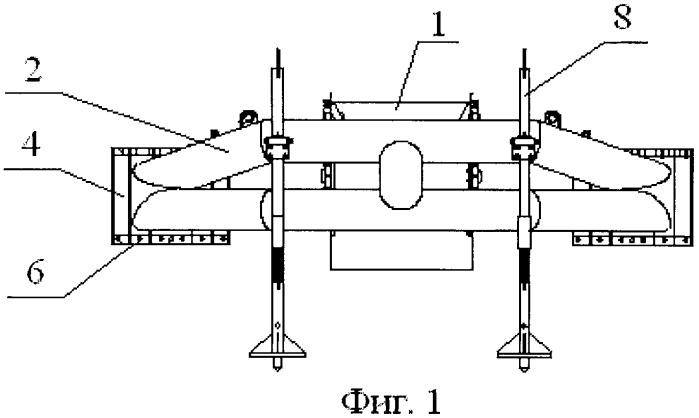 Подводный комплекс для ремонта подводных трубопроводов