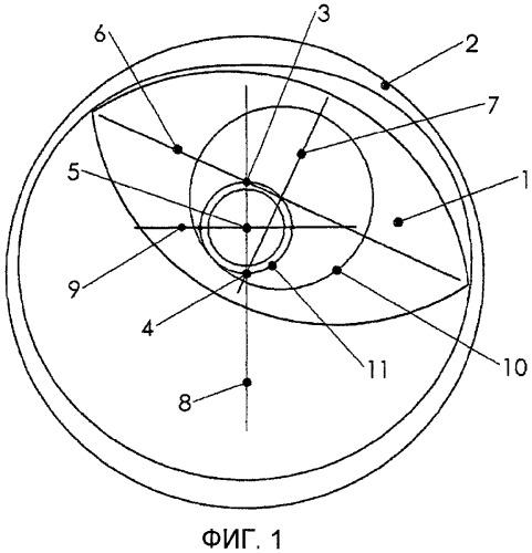Система управления роторно-поршневого двигателя