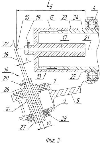 Устройство для сборки конической зубчатой передачи