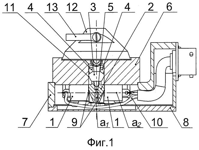 Компактное предохранительное устройство однократного срабатывания