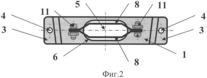 Кожух прямоугольного разъема и способ его изготовления