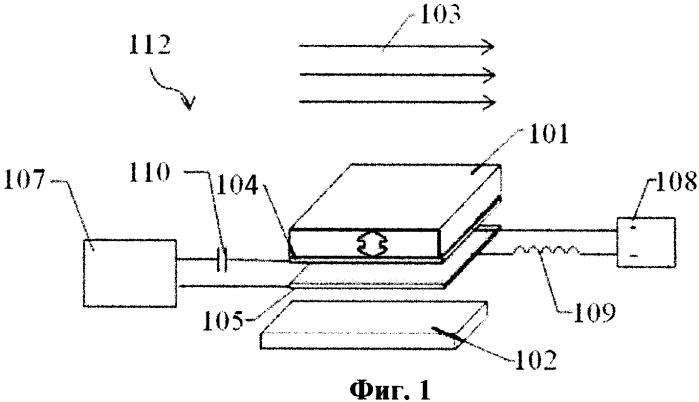 Беспроводной электромагнитный приемник и система беспроводной передачи энергии