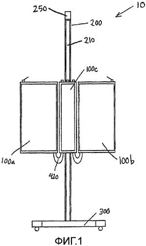 Конфигурируемое устройство для фототерапии
