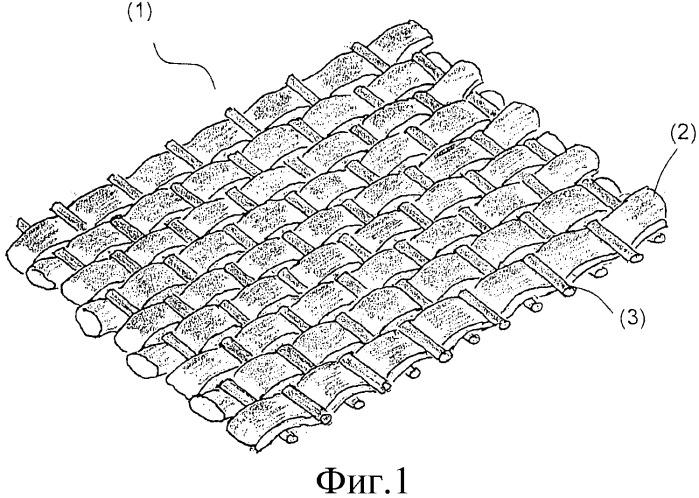 Фильтровальная ткань для ленточного фильтра