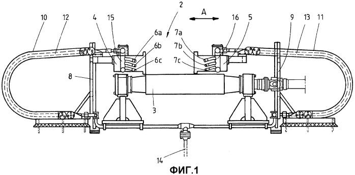 Способ и устройство для удаления окалины с металлической полосы