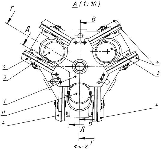 Механизм перемещения машины для сварки труб