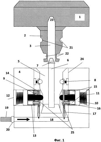 Способ фиксации держателей для обрабатываемых деталей, подлежащих механической обработке в зоне обработки металлорежущего станка в точно определенном и заранее заданном положении, и зажимное устройство для его осуществления