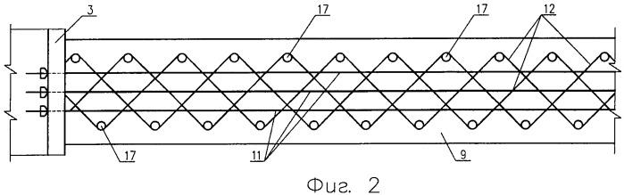 Способ изготовления комбинированно армированных бетонных изделий
