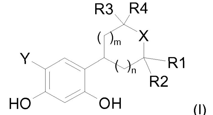 Новые 4-(гетероциклоалкил)бензол-1,3-диольные соединения в качестве ингибиторов тирозиназ, способ их получения и их применение в лечении человека, а также в косметических средствах