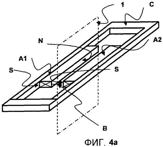 Способ и устройство отжима жидкого металла покрытия на выходе бака для нанесения металлического покрытия погружением