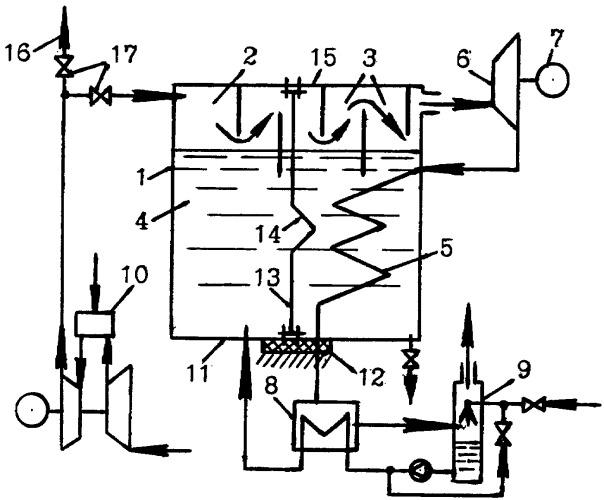 Энергетическая установка