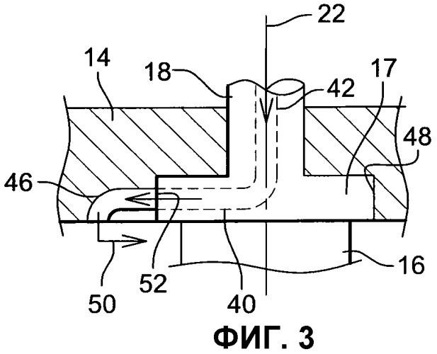 Инжектирование воздуха в тракт компрессора газотурбинного двигателя